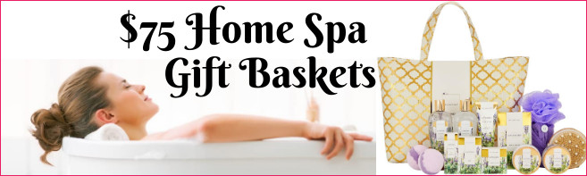 $75 SPA GIFT BASKET Contest