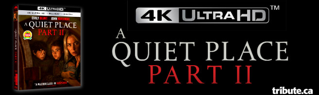 A QUIET PLACE: PART II 4K ULTRA HD Contest