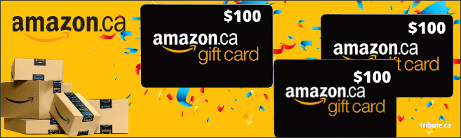 AMAZON $100 GIFT CARD for the Holidays Contest