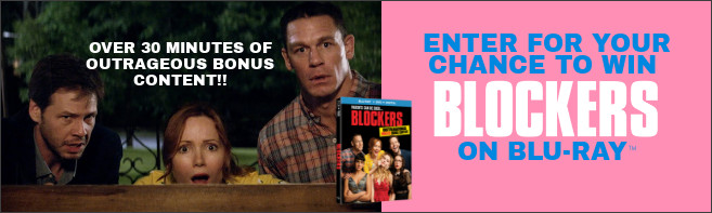 Blockers Blu-ray contest