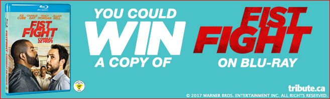 Fist Fight Blu-ray contest