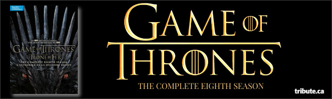 GAME OF THRONES- SEASON 8 Blu-ray contest