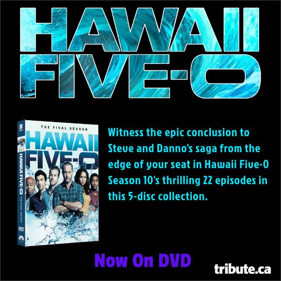 HAWAII FIVE-0 THE FINAL SEASON DVD Contest