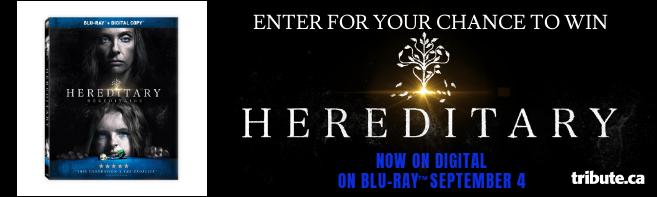 HEREDITARY Blu-ray contest