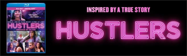 HUSTLERS Blu-ray contest
