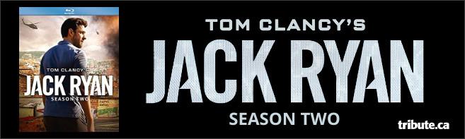 JACK RYAN SEASON TWO Blu-ray Contest