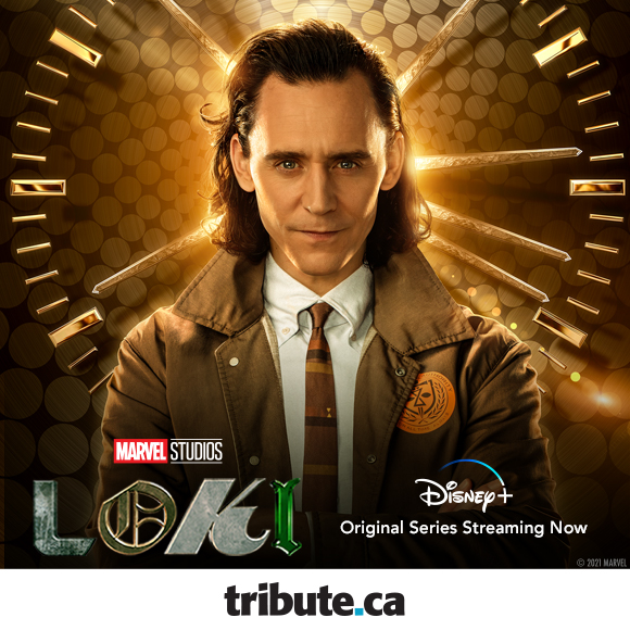 LOKI Prize Pack and a Disney+ Subscription