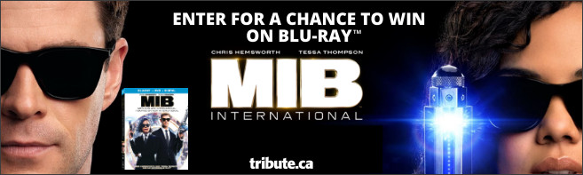MIB INTERNATIONAL Blu-ray contest