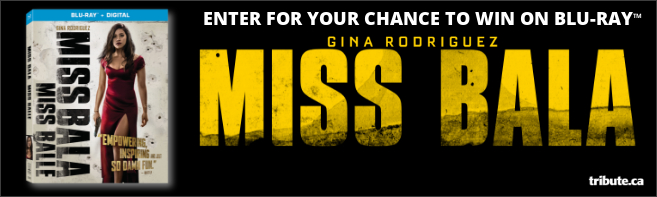 MISS BALA Blu-ray contest