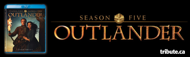 OUTLANDER Season Five Blu-ray Contest