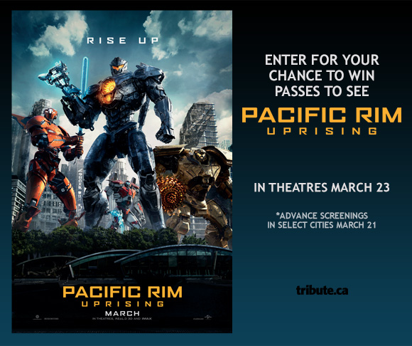 Pacific Rim Uprising Pass contest