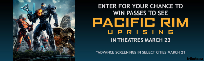 Pacific Rim Uprising Pass contest