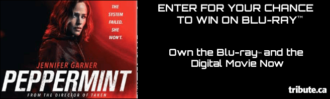 PEPPERMINT Blu-ray contest