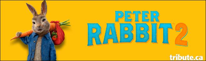 PETER RABBIT 2 Sony HT-G700 Soundbar Contest