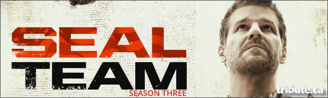 SEAL TEAM Season Three DVD Contest
