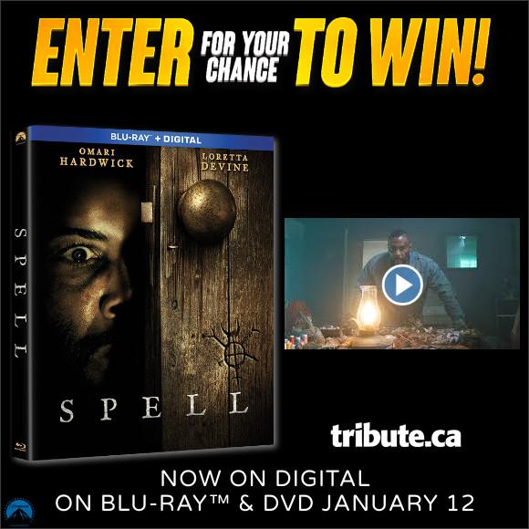SPELL Blu-ray Contest
