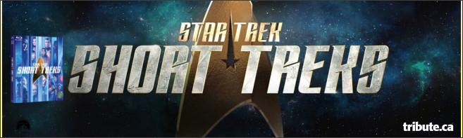 STAR TREK SHORT TREKS Blu-ray Contest