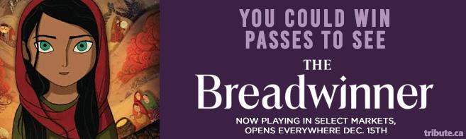 The Breadwinner Pass contest