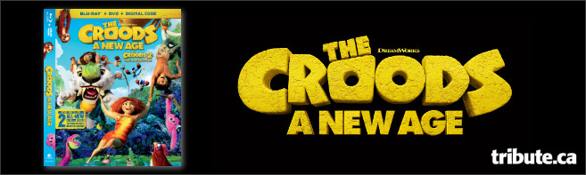 THE CROODS: A NEW AGE Blu-ray Contest