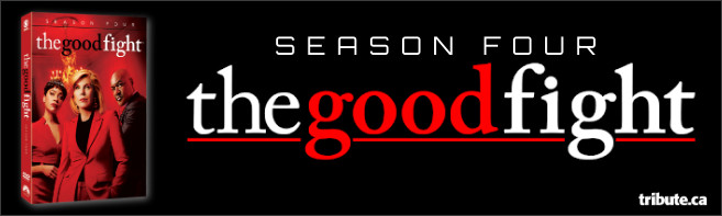 THE GOOD FIGHT Season Four on DVD Contest
