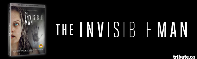 THE INVISIBLE MAN Blu-ray Contest