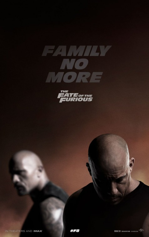 The Fate of the Furious takes top spot at the box office