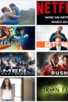 Netflix 2017 March