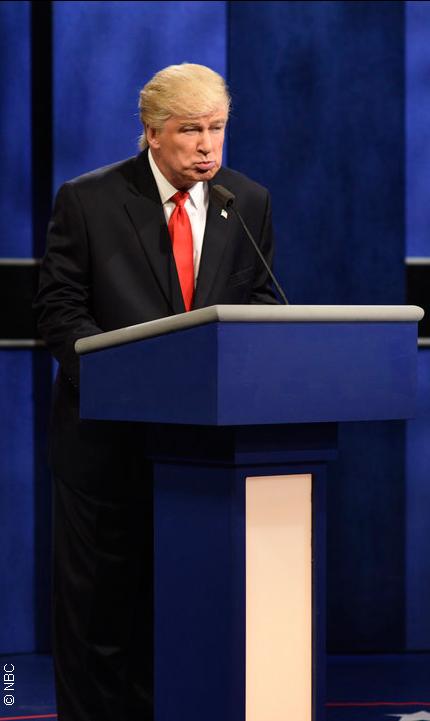 Alec Baldwin to write book as Donald Trump
