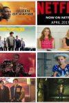 Netflix 2017 April