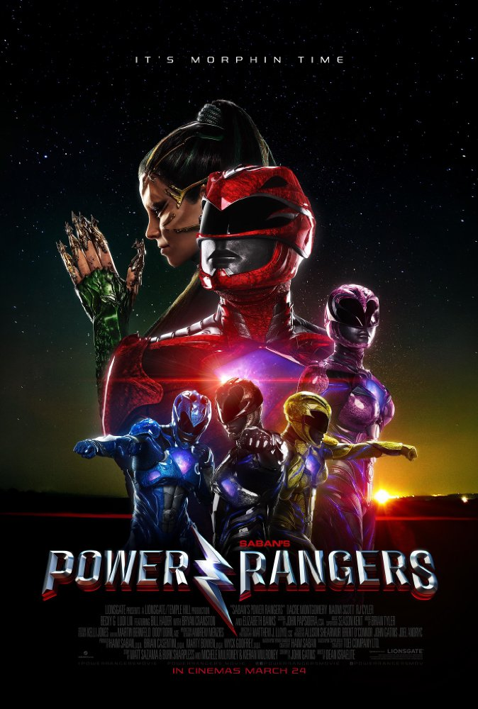 Power Rangers to screen in Malaysia