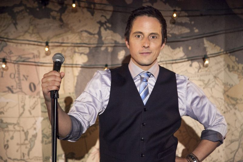 Jonny Harris won for Best Host of Still Standing