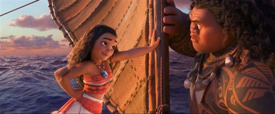 Moana new on DVD/Blu-ray still