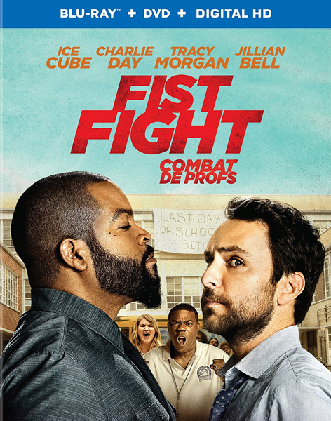 Fist Fight now available on Blu-ray, DVD and Digital HD.
