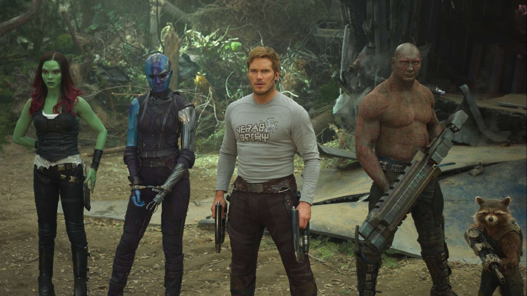 The Guardians of the Galaxy Vol. 2