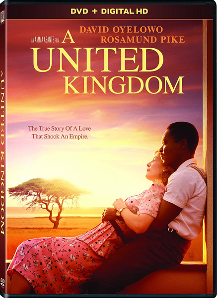 A United Kingdom on DVD