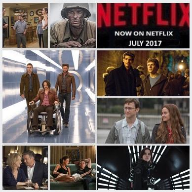 New on Netflix July 2017