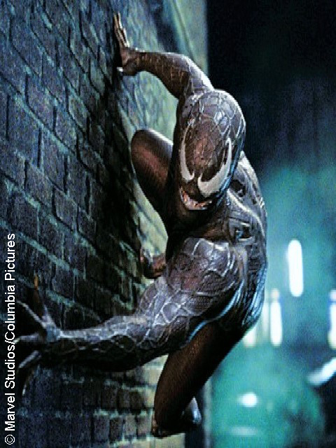 Topher Grace as Venom in Spider-Man 3