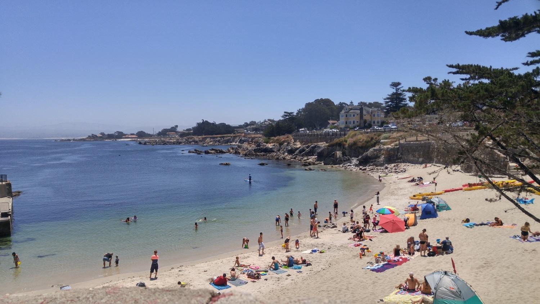 Lovers Point Beach