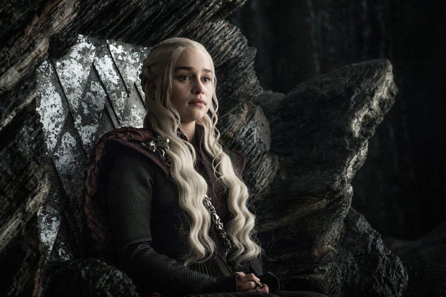 Queen Daenerys Stormborn meeting with Jon Snow