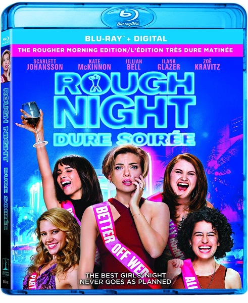 Rough Night now available on Blu-ray + Digital
