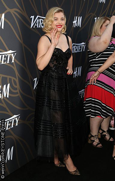 Chloë Grace Moretz at Variety's Power of Young Hollywood event