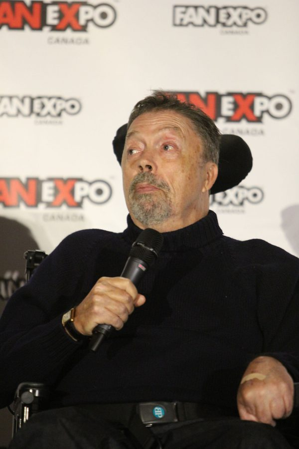 Tim Curry answering fan questions