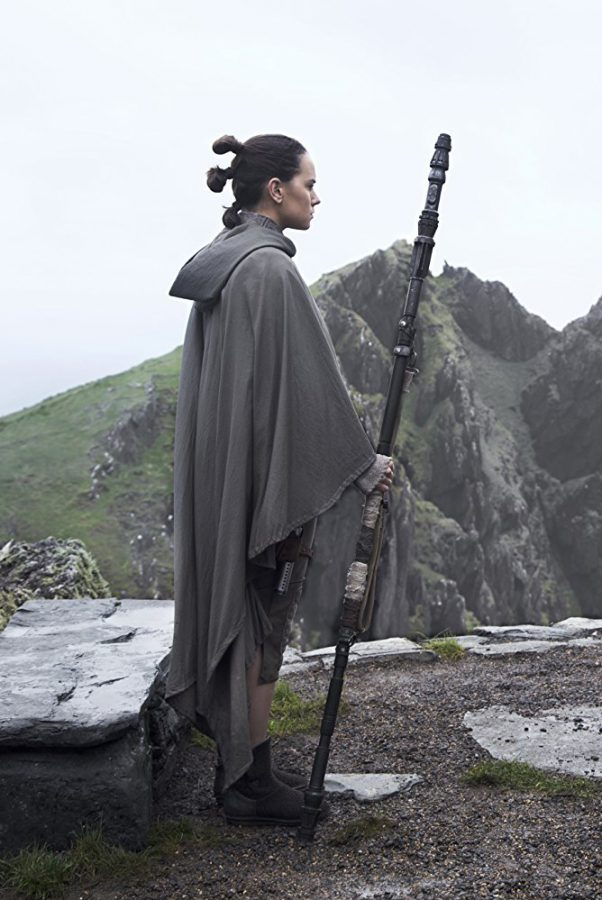 Still from Star Wars: The Last Jedi