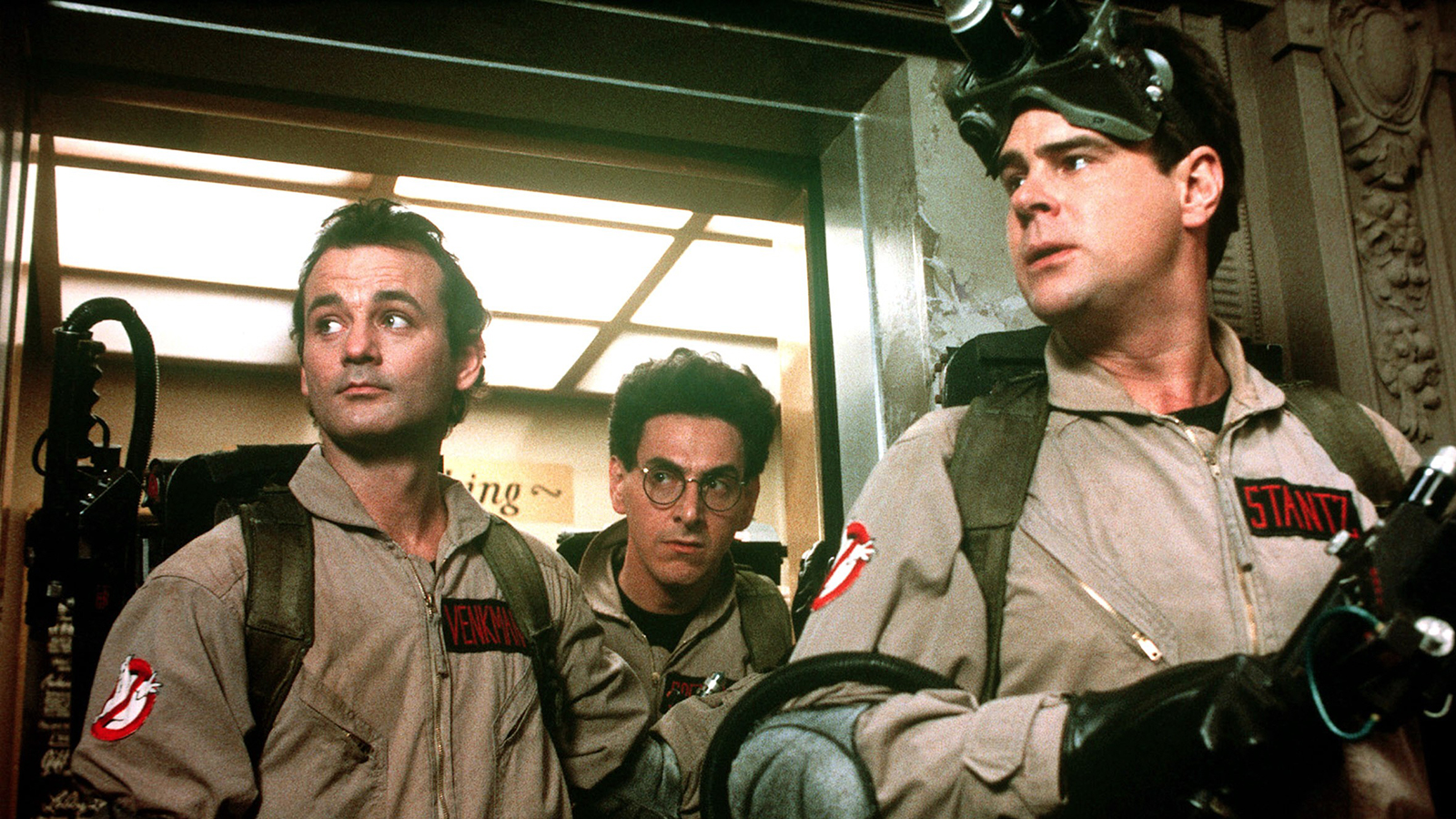 Still from Ghostbusters (1984)