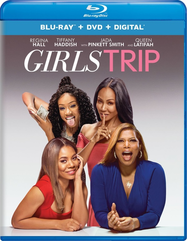 Girls Trip now available on Blu-ray combo pack