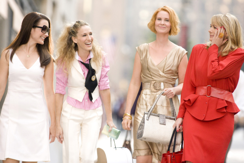 Still from Sex and the City (2008)