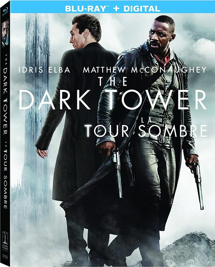 The Dark Tower on Blu-ray