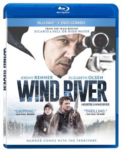 Wind River on Blu-ray and DVD