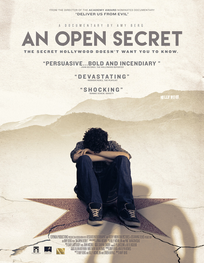 An Open Secret movie poster