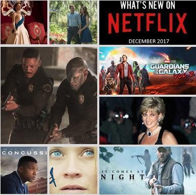 Netflix original film Bright